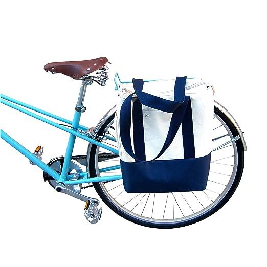 Amazon.com: Nantucket Co Portland - Cesta para bicicleta ...