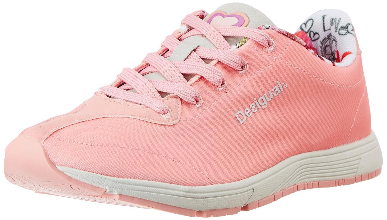 Desigual Bich - Zapatilla Baja Mujer 36 EU Rosa