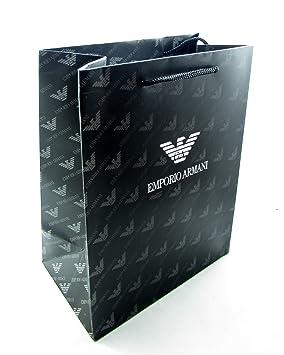 Emporio Armani® Paper Gift Bag  Amazon.co.uk  Luggage 1c9e918ceed45