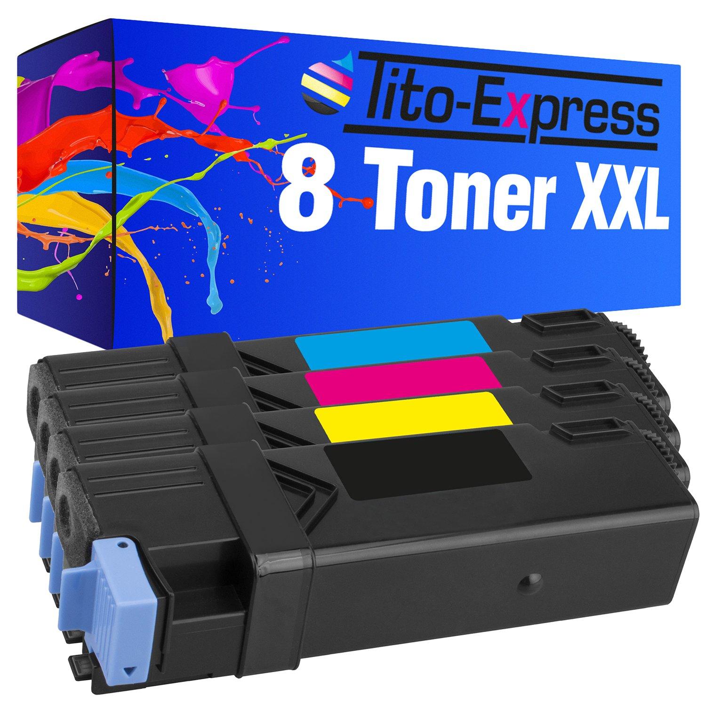 PlatinumSerie® 8x Toner-Patrone für Dell 2130 CN 2135 CN