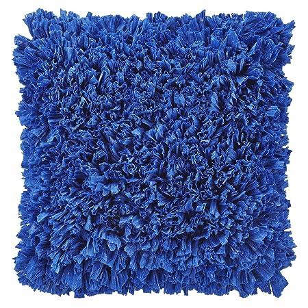 Polyester // Baumwolle Kissen Romano 45x45 cm nebel Dutch Decor Dekokissen