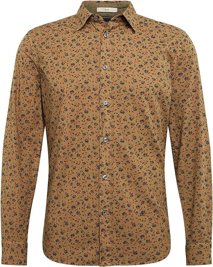 Pepe Jeans Camisa Hombre Reed: Amazon.es: Ropa y accesorios