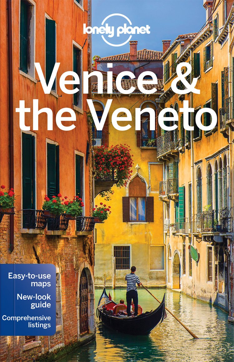 Lonely Planet Venice Veneto Travel product image