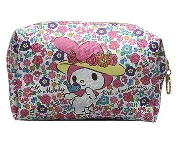 Amazon.com: Hello Kitty Estuche de viaje para cosméticos ...