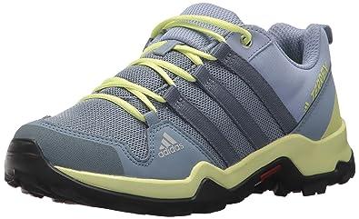 separation shoes aa365 76513 adidas outdoor Unisex Terrex AX2R K, Grey RAW Steel SEMI Frozen Yellow,