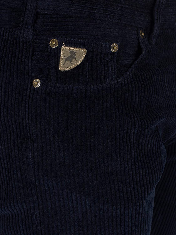 Lois Jeans Hombre Pantalones Cordones Jumbo Terraza, Azul ...