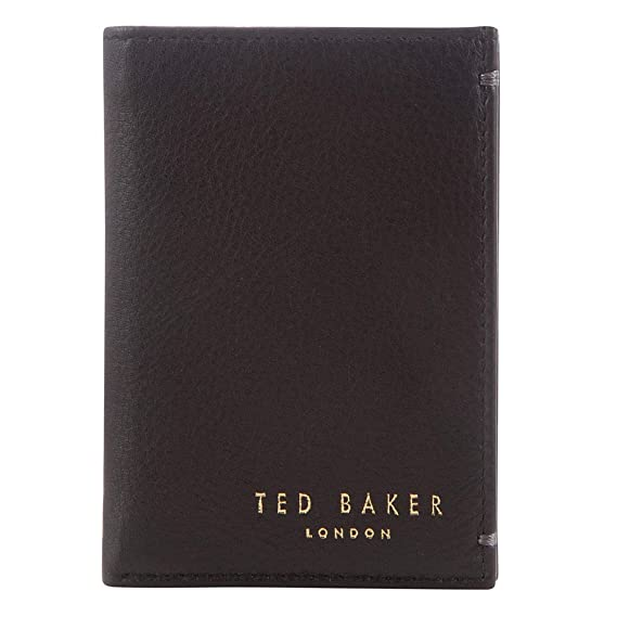 0a0422134 TED BAKER ZACKS MENS LEATHER WALLET  Amazon.co.uk  Clothing