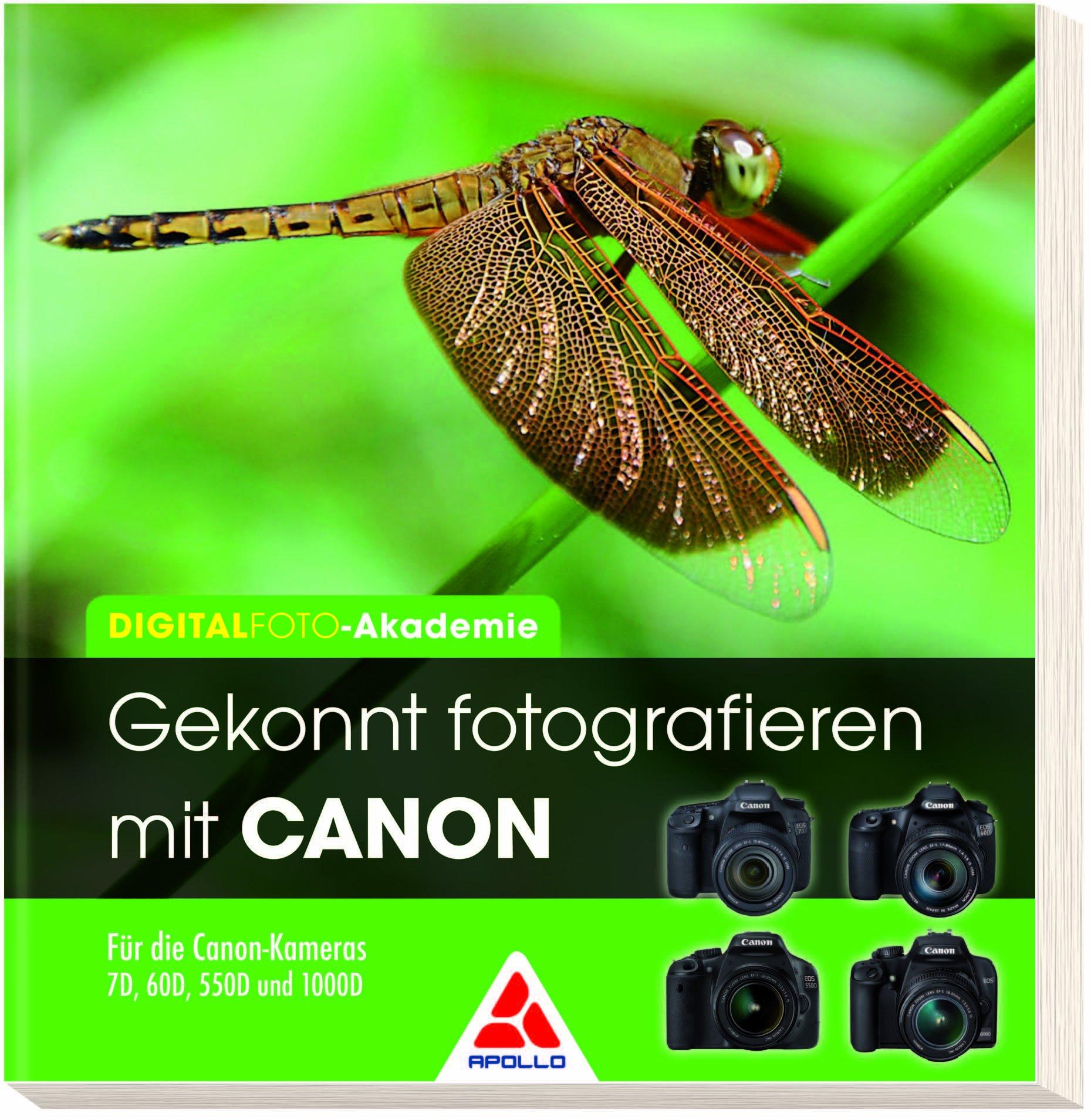 Gekonnt fotografieren mit Canon