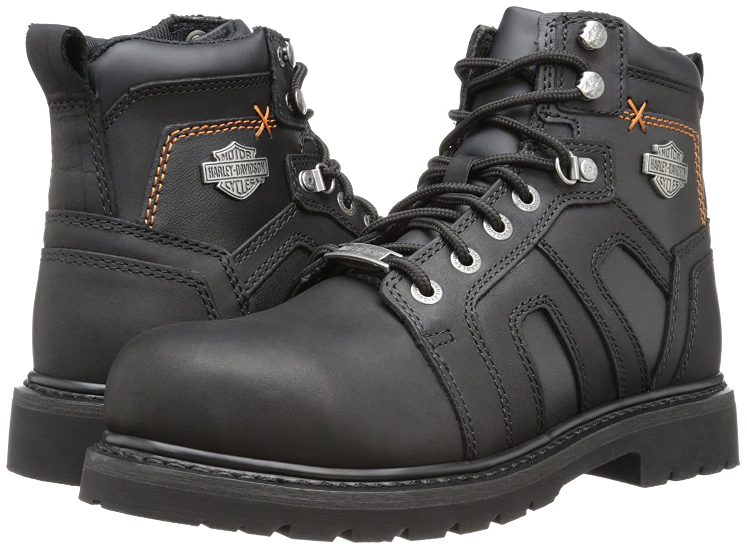 f7f63b39b58a Amazon.com  Harley-Davidson Men s Chad ST Work Boot  Harley-Davidson  Shoes
