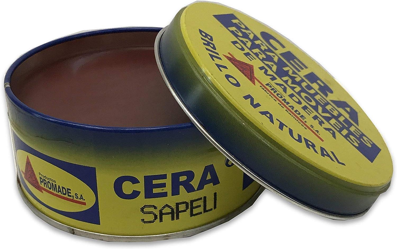 Productos Promade Acep122 - Cera muebles mad 250 gr sapel preparada promade