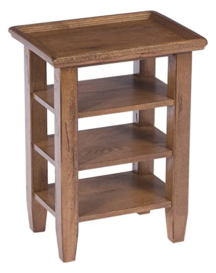 Broyhill Attic Heirlooms Accessory Table - Amazon.com: Broyhill Attic Heirlooms Accessory Table: Kitchen & Dining