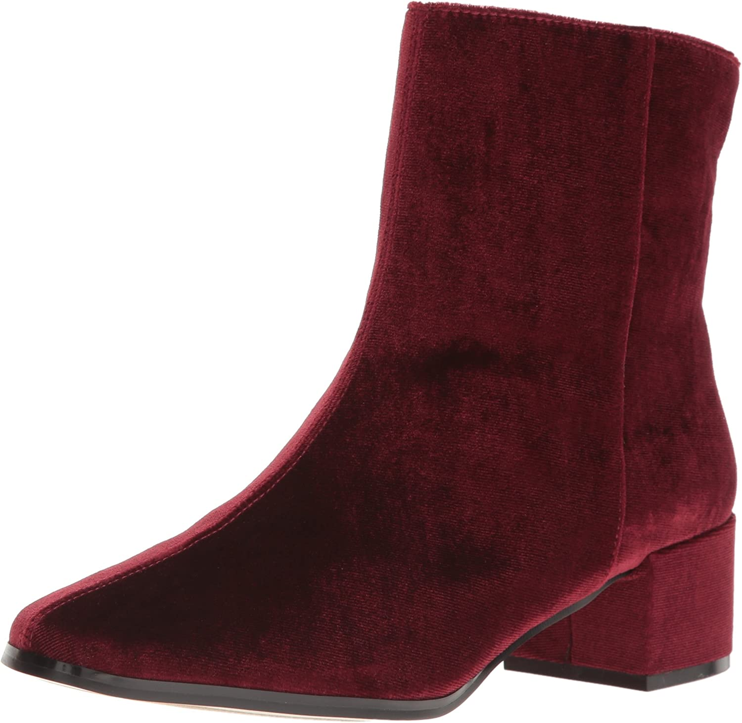 The Best Chinese Laundry Velvet Booties Women