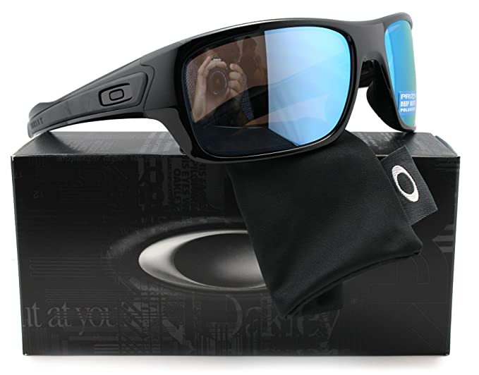 749724addbf Image Unavailable. Image not available for. Colour  Oakley OO9263-14 Turbine  Polarized Sunglasses ...