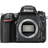 Câmera DSLR NIKON D750 - CORPO