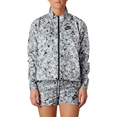Image Unavailable. Image not available for. Color  Nike Windrunner Printed Women s  Jacket ... a71ca2ad62