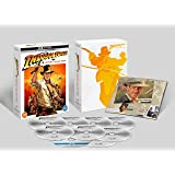 Indiana Jones 4-Movie Collection 4K Ultra HD + Blu-ray [2021] Box Set