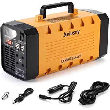 Aeiusny Generator