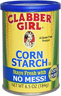product image for Clabber Girl Corn Starch, 6.5 Ounce