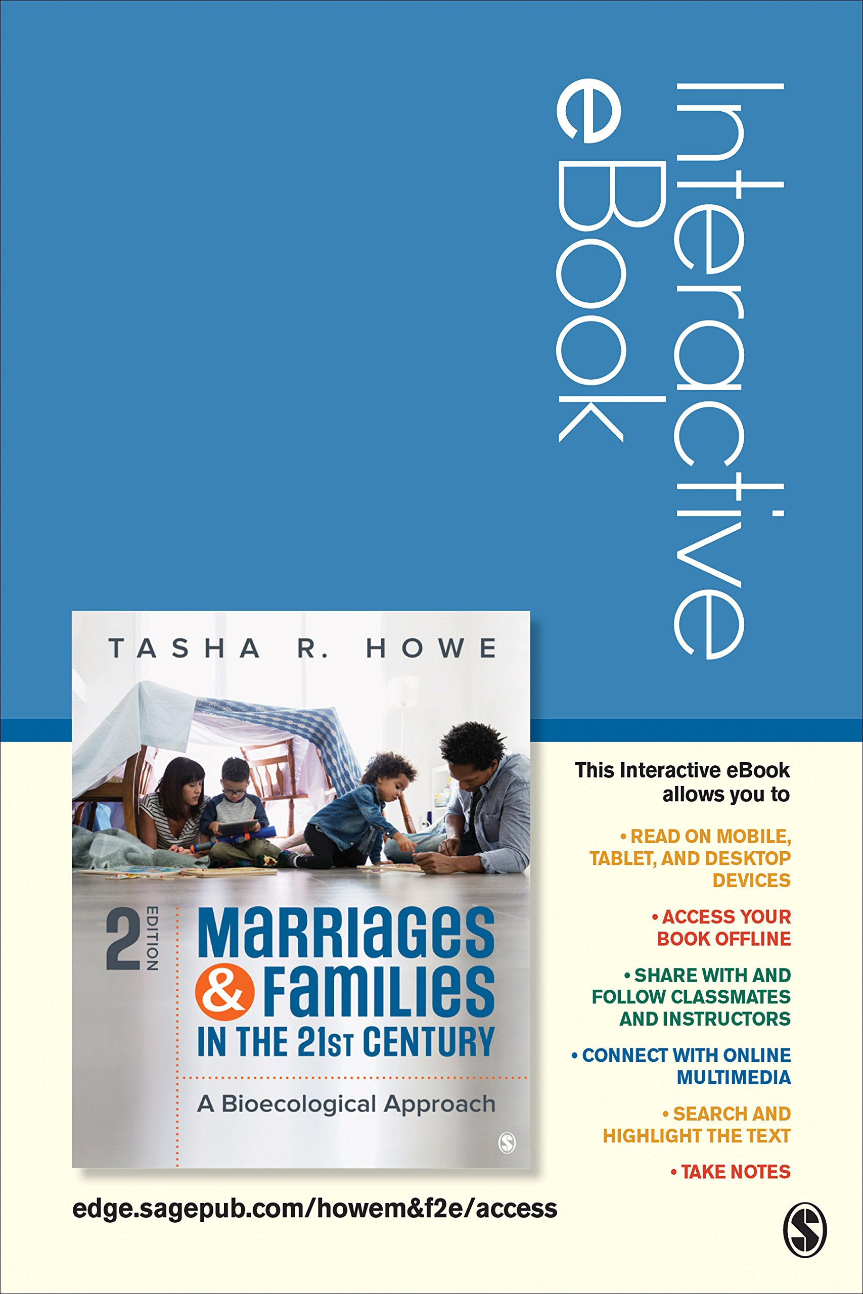 Marriages & Families in the 21st Century Interactive Ebook: A ...