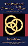 The Power of Three: MMF Bisexual Ménage (Triple Passion Play Book 2)