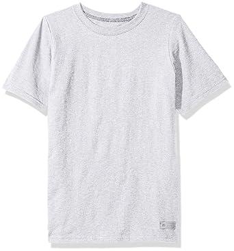 4145c2bd Russell Athletic Big Boys' Essential Short Sleeve Tee: Amazon.in ...