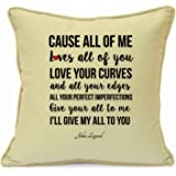 BoldLoft A Kiss for You Lesbian Couple PillowcasesGifts for