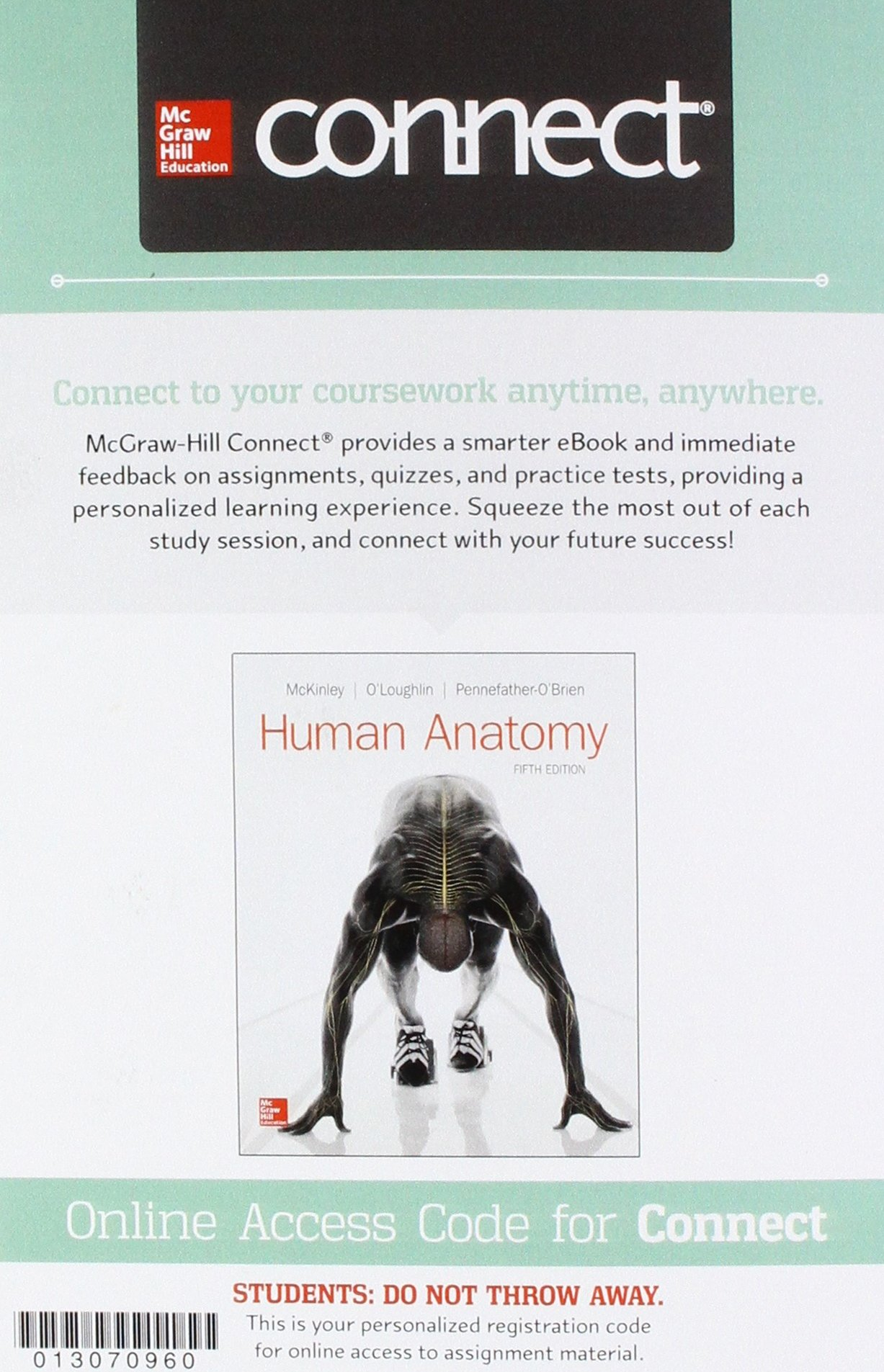Human Anatomy Mckinley 4th Edition Access Code – Periodic & Diagrams ...
