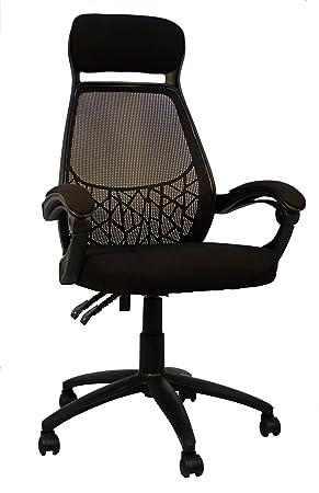 La Silla Española Malaga Silla de Oficina Reclinable ...