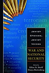 Jewish Choices, Jewish Voices: War and National Security Perfect Paperback