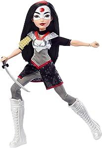 DC Super Hero Girls Katana Action Figure Doll