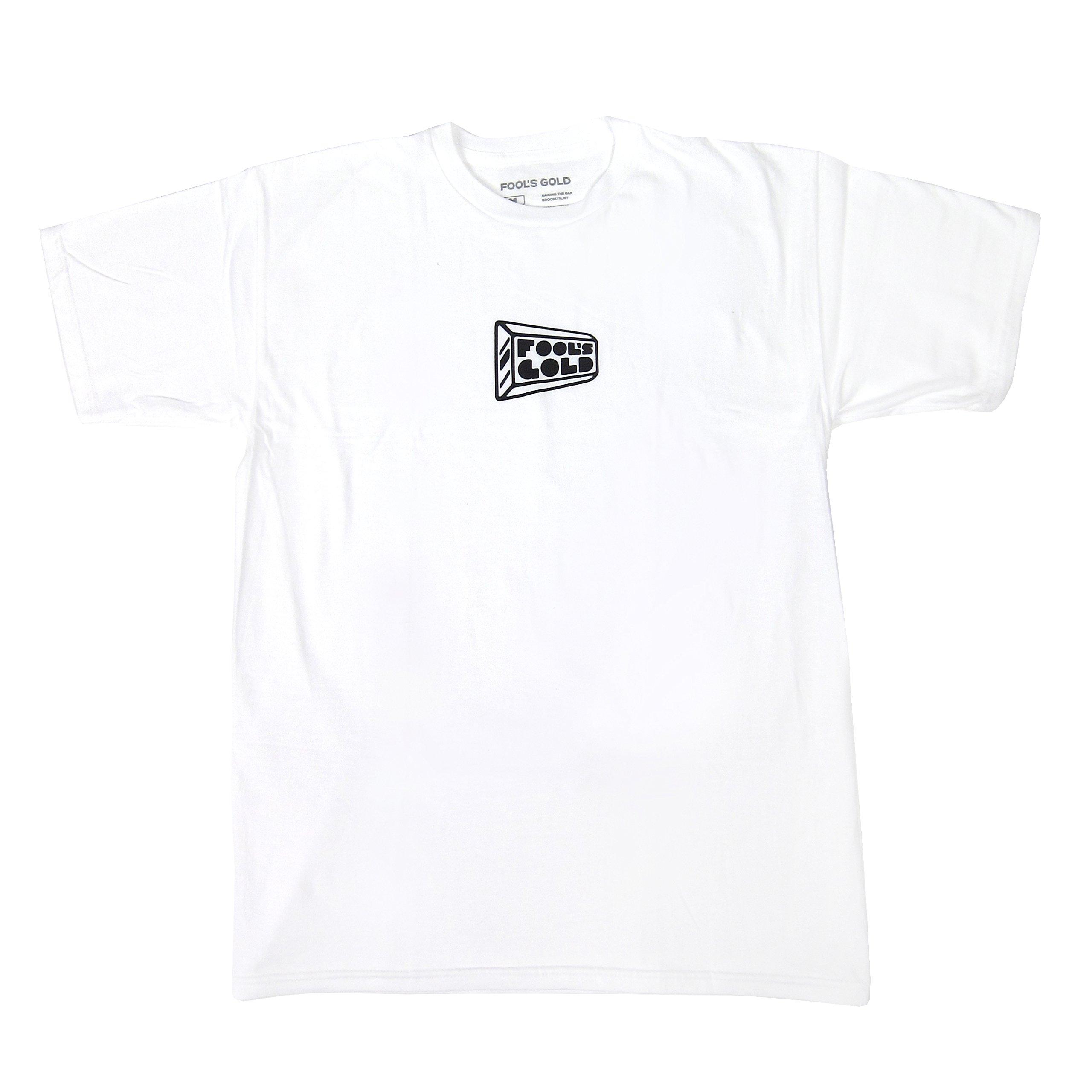 Fool S Gold Micro Logo Shirt 7377