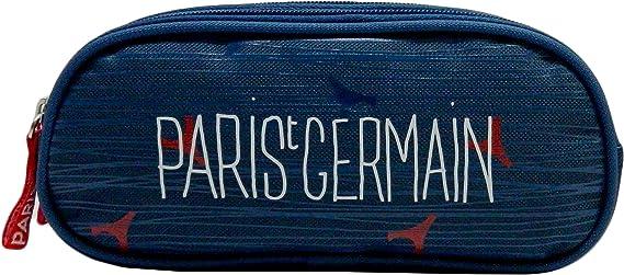 PSG - Estuche escolar, colección oficial del equipo de fútbol Paris Saint Germain: Amazon.es: Deportes y aire libre