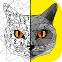 Poly Art - Coloring Pixel by Number