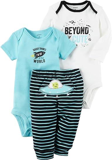 c52821558f69 Amazon.com  Carter s Baby Boys  3 Piece Beyond Cute Set 24 Months  Baby