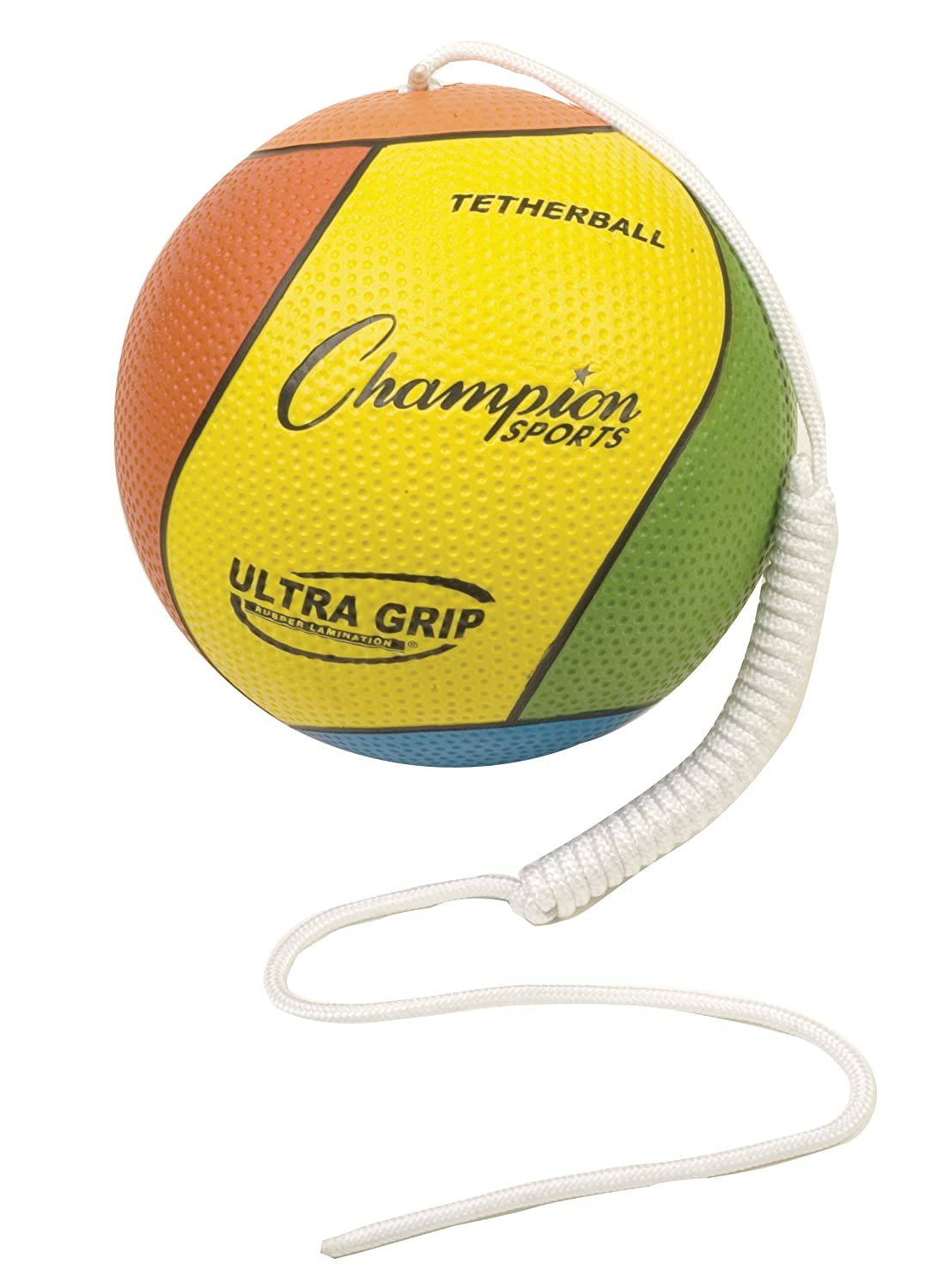 Champion Sports Ultra Grip Tether Ball VTBS