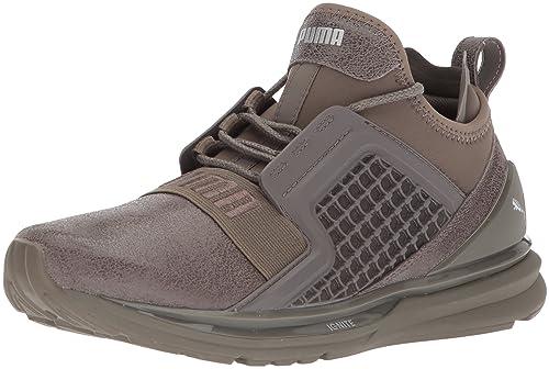 Puma Ignite Limitless Metallic Wildleder Schuhe, 37.5 EU