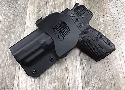Amazon Com Sdh Swift Draw Holsters Paddle Holster Fn 5 7 Five Seven Right Sports Outdoors