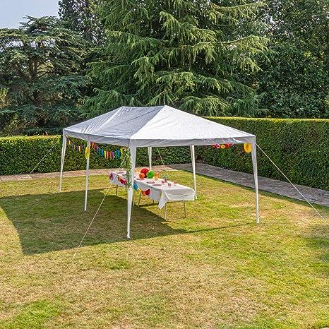 Carpa Económica para Fiestas - 3m x 6m: Amazon.es: Jardín