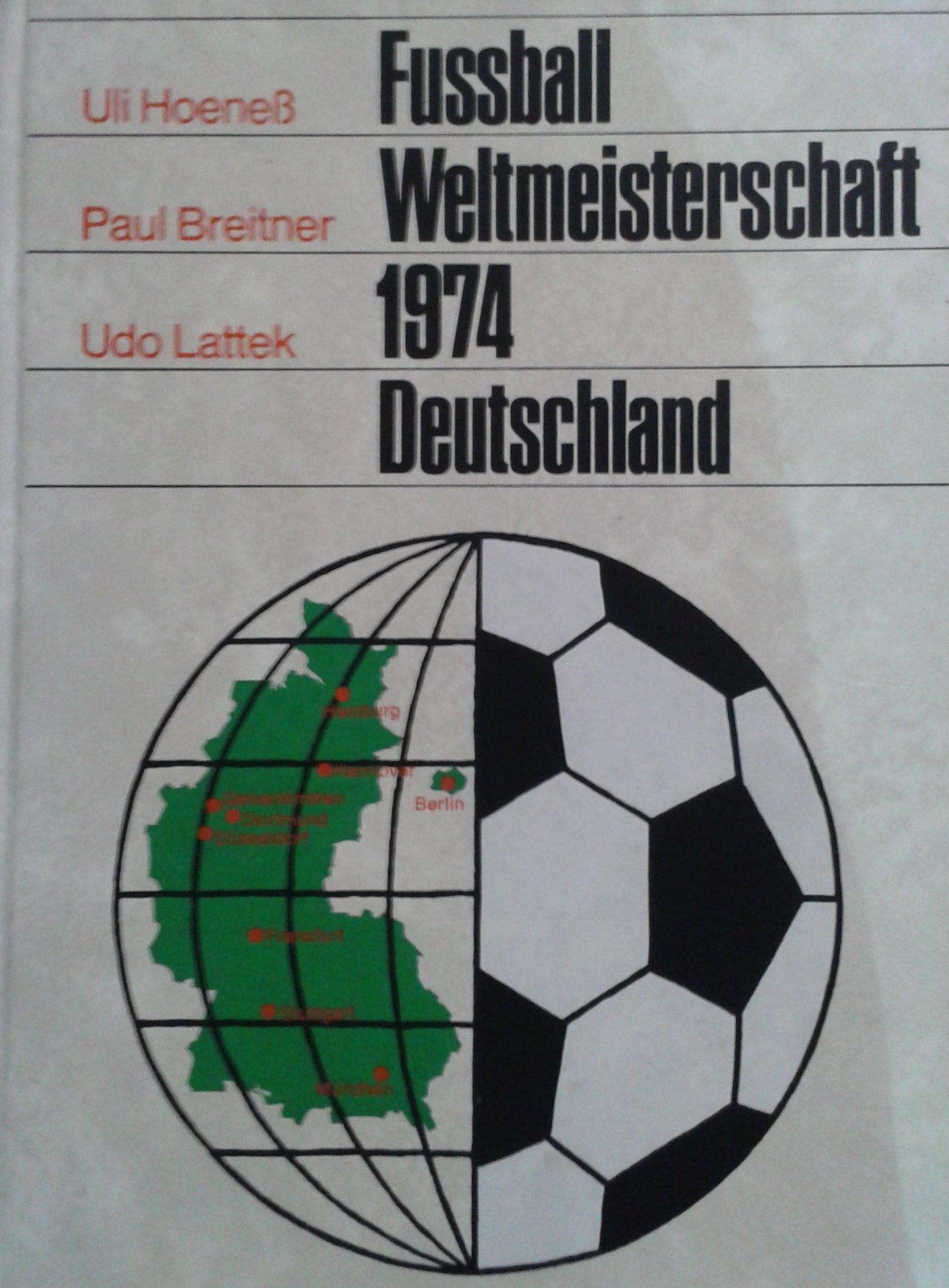 Fussball Weltmeisterschaft 1974 Deutschland Amazon De Uli