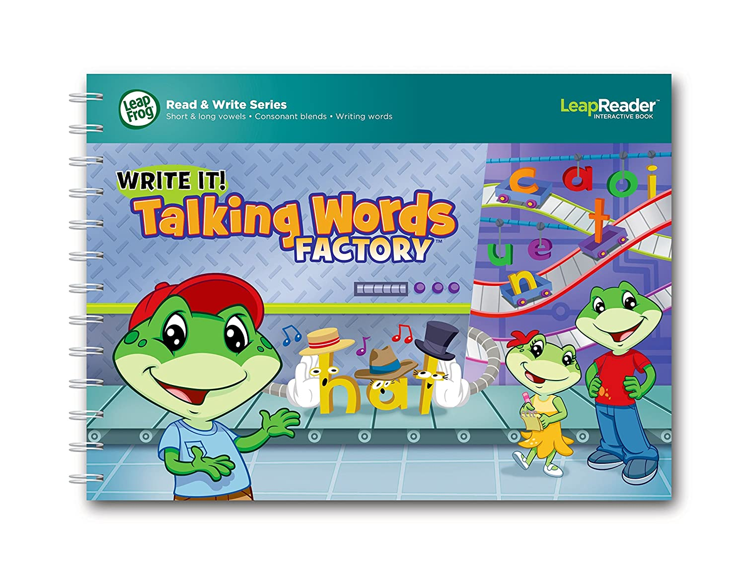 LeapFrog LeapReader - Write it! Talking Words Factory [UK Import] 80-21218E