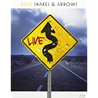 Rush: Snakes and Arrows Live 2007 [Blu-ray]