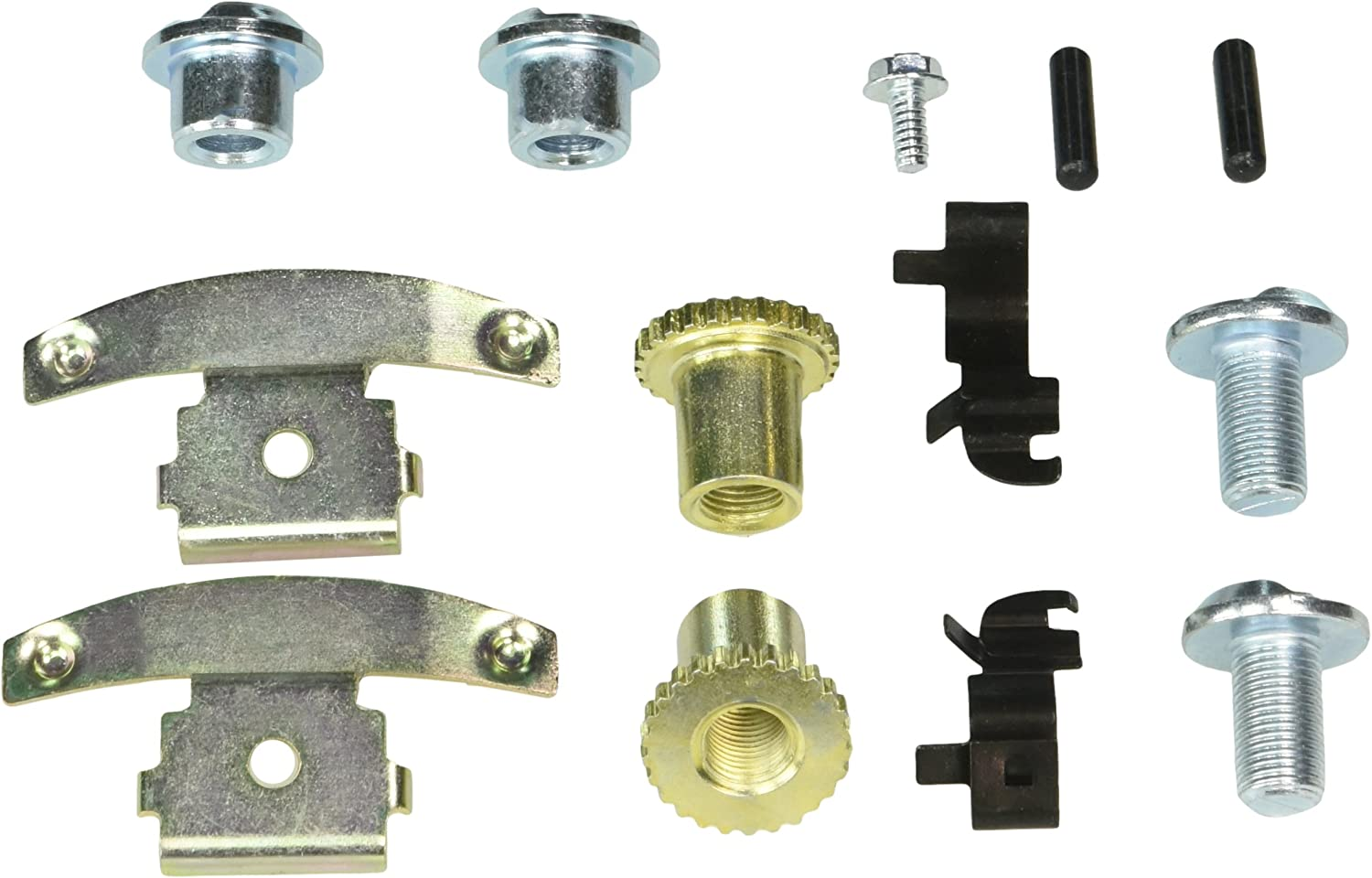 Carlson Quality Brake Parts H5818Q Drum Brake Hardware Kit
