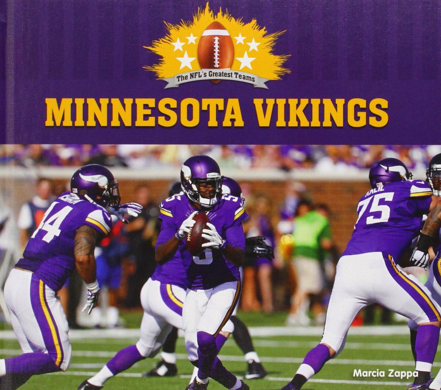 Minnesota Vikings (The NFL's Greatest Teams) PDF