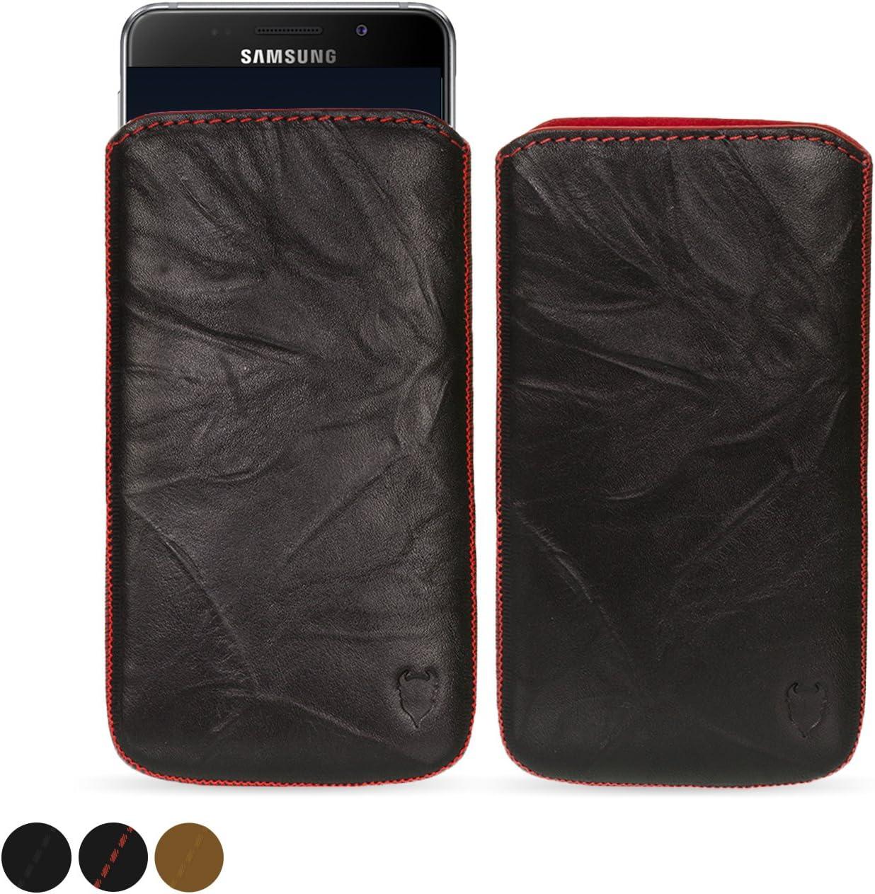Mediadevil Samsung Galaxy A3 Lederhülle Elektronik