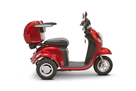 Amazon.com: e-wheels – ew-37 Vintage – Patinete de 3 ruedas ...