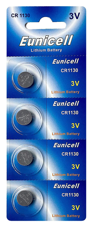 CR1130 Lithium Knopfzelle 2-er Pack
