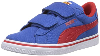Cvs Basses Superman Enfant V Puma Vulc Kids Sneakers Amazon Mixte qwEYw5xn8