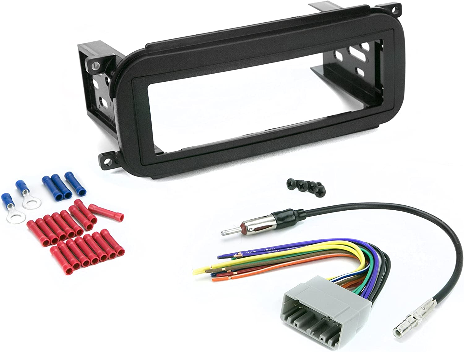 crb630 installation kitcrb6304 a.i for chrysler//dodge//plymouth//jeep American international