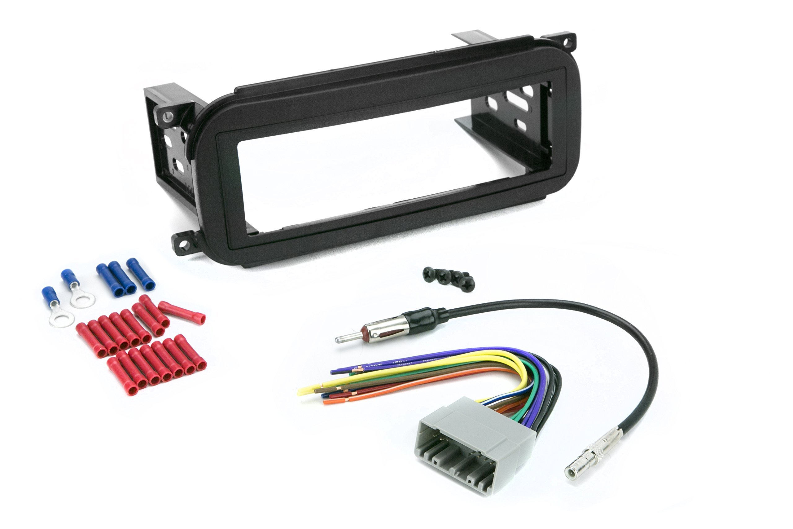 Install Centric ICCR3BN Chrysler/Dodge/Jeep 2002-06 Complete Installation Kit