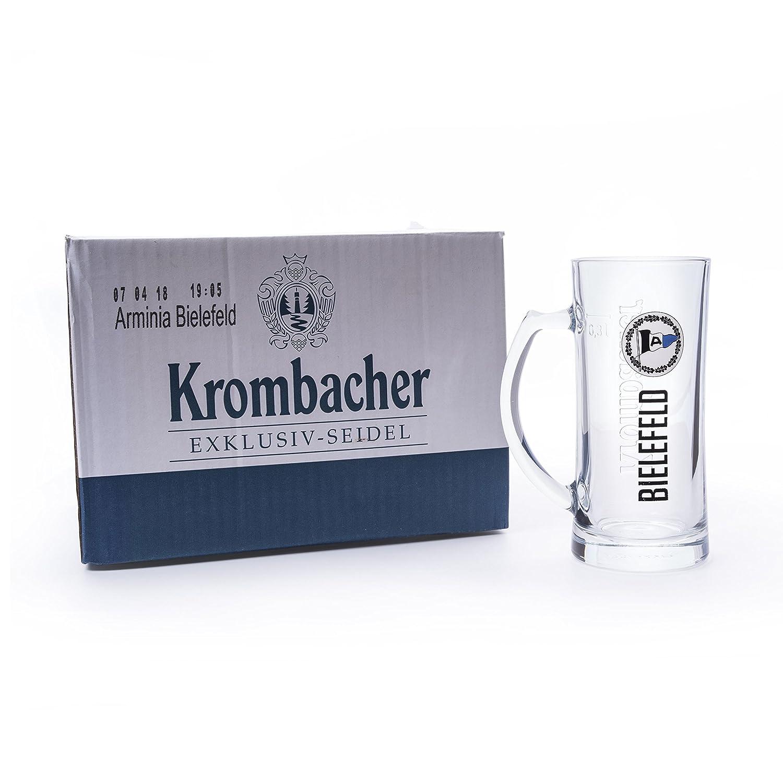 DSC ARMINIA BIELEFELD Bierseidel Krombacher